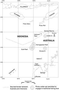 Australia's Environmentally Sensitive Maritime Border
