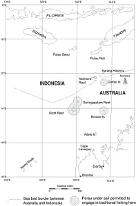 Australia's Environmentally Sensitive Maritime Border