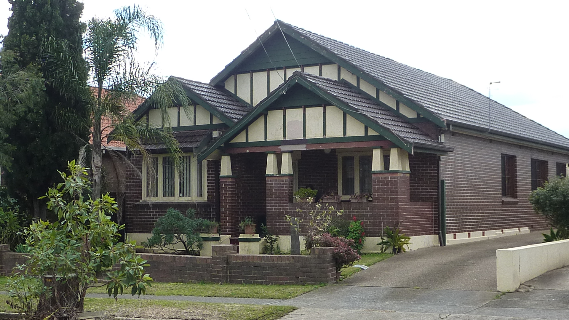 1920s California Bungalow North Strathfield
