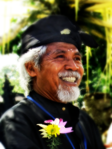 Nyoman, in later years from http://nomad-bali.com/about/