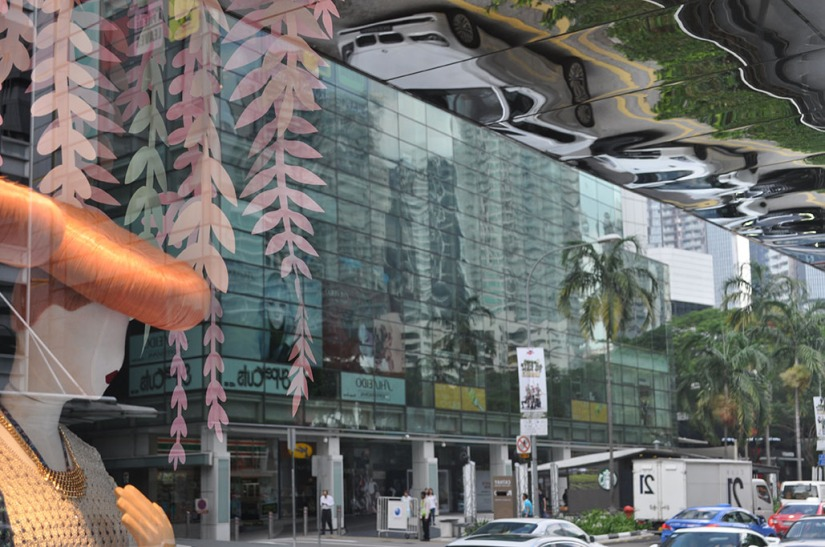 Reflections of contemporary Singapore