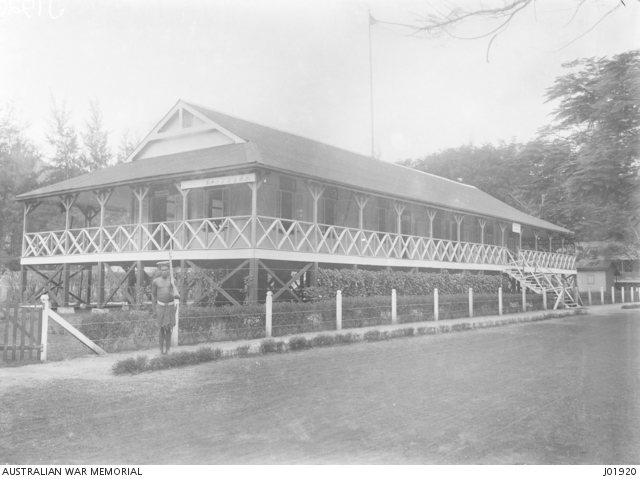 ANMEF HO Rabaul, 1914